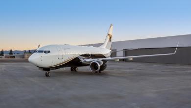 Photo of طائرة بوينغ بزنيس جيت التابعة لشركة سيلفر إير أصبحت متاحة الآن للتأجير في جميع أنحاء العالم