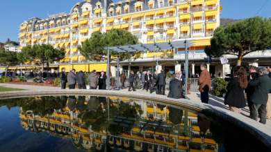 """صورة فنادق جنيف """"في العناية الفائقة"""" بسبب كوفيد-19"""