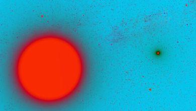 Photo of باحثون: تلسكوب «جيمس ويب» قد يكتشف الحياة على كواكب الأقزام البيضاء