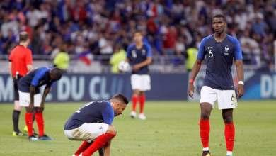 """صورة بوغبا يكذّب """"الصن"""".. وينفي أخبار تركه منتخب فرنسا"""