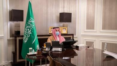 صورة وكالة أنباء الإمارات – وزير الخارجية السعودي يشارك في اجتماع حول سوريا و يلتقي مسؤولة أمريكية