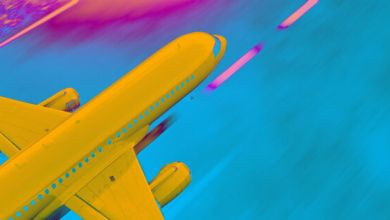 صورة مهندسون يطورون فكرة لتقليل انبعاثات الطائرات الكبرى بنسبة 95%