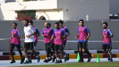 صورة وكالة أنباء الإمارات – اتحاد الكرة يُنظم اختبارات لياقة بدنية لقضاة الملاعب