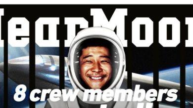 صورة هل ترغب السفر إلى القمر مع ملياردير ياباني على متن صاروخ أمريكي؟