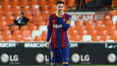 صورة ما الخطوة المقبلة لميسي بعد رحيله عن برشلونة؟
