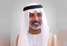صورة وكالة أنباء الإمارات – نهيان بن مبارك يترأس وفد الدولة وينقل تهنئة قيادة الإمارات إلى الرئيس إبراهيم رئيسي