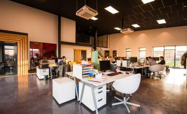 Coping tips for working in an open office