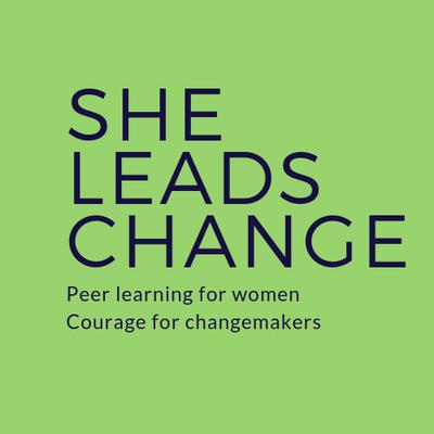 She Leads Change
