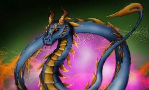 Dragon Illustration Story Magic  - Victoria_Borodinova / Pixabay