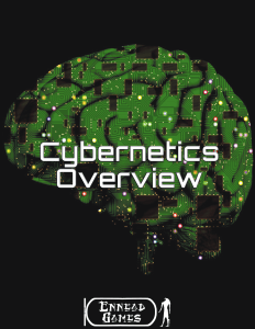 Cybernetics Overview cover