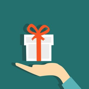 Gift Giving Person Creativity  - mohamed_hassan / Pixabay