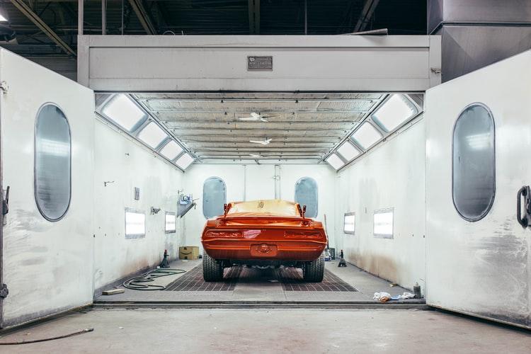 Layanan Salon Mobil