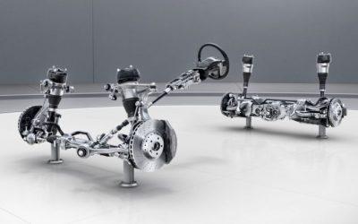 Komponen Kaki Kaki Mobil : Kenali Tanda Kerusakannya!