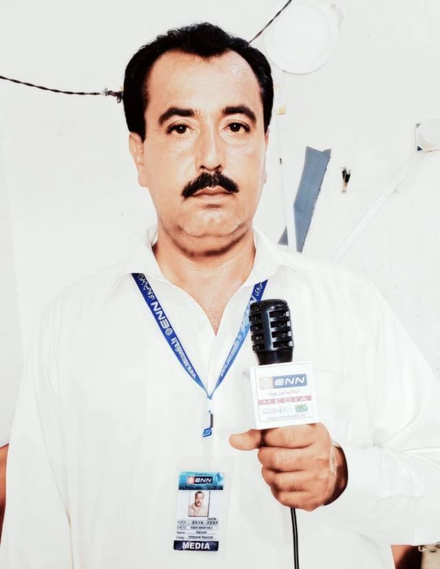 جعفرآباد بلوچستان :  رپورٹ سجاول جمالی enn نیوز