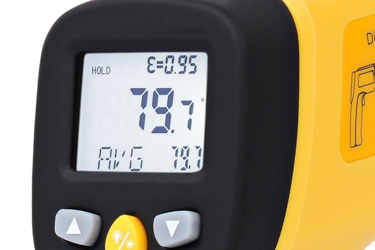 eT650D LCD Display