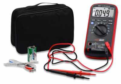 ennoLogic eM860T TRMS Digital Multimeter with case
