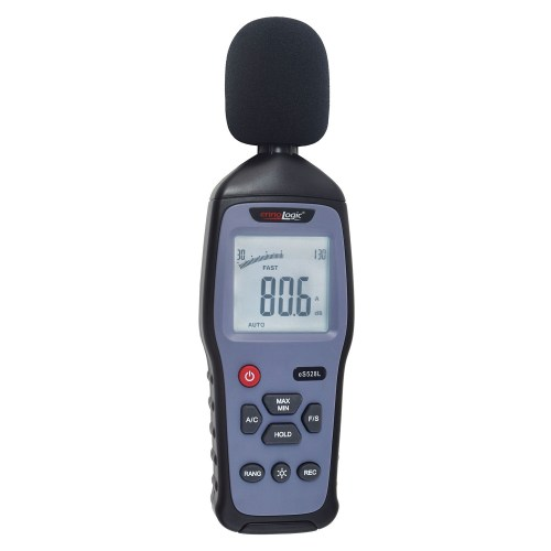 ennoLogic eS528L sound level meter with data recording