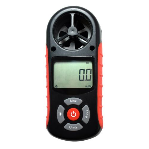 Anemometer ennoLogic eA990R with 8 Weather Parameters