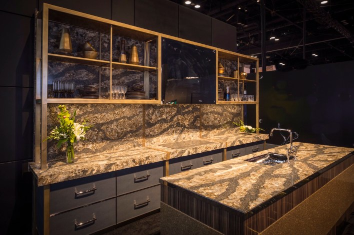 Cambria's Kitchen Display