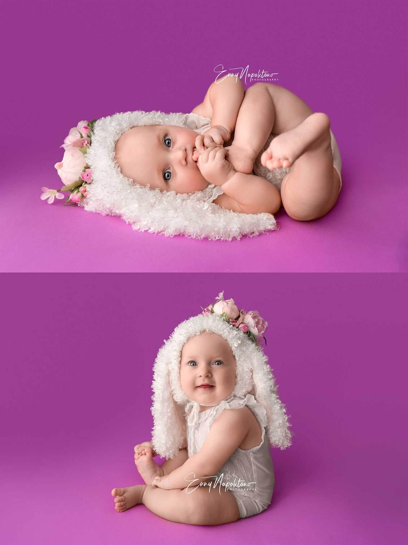 bimba 6 mesi