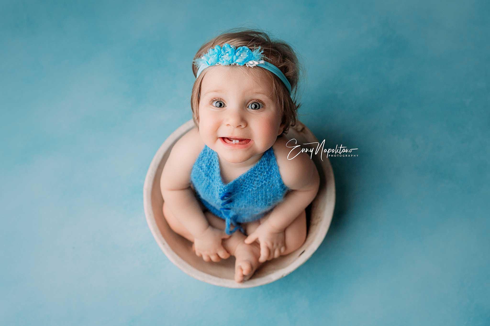 come fotografare un bambino