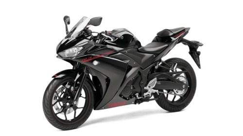 Yamaha YZF R3 6