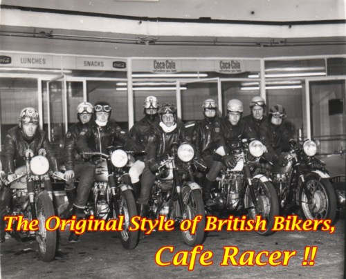 Cafe Racers Main