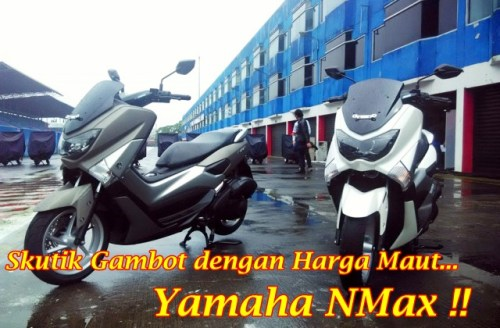 Yamaha NMax Main