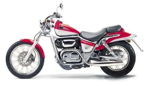 Aprilia Classic 125 9