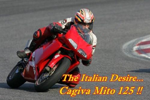 Cagiva Mito 125 Main