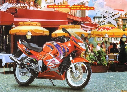 Honda FSX 150 6