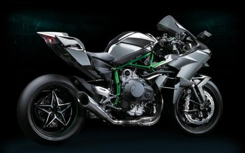 Kawasaki Ninja H2R 4