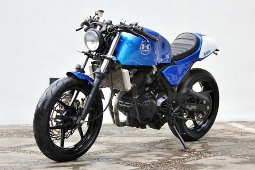 Ninja 250R cafe Racer