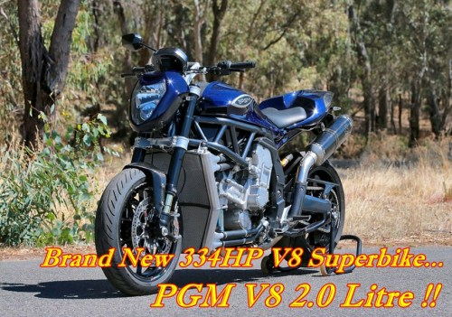 PGM V8 Main