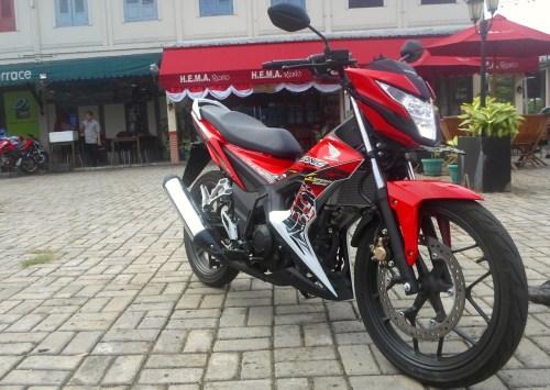 New Honda Sonic 150R