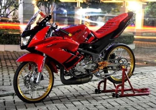 Kelemahan Kawasaki Ninja 150 RR