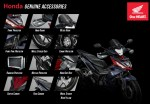 All New Honda Supra GTR 150 21 - Aksesoris dan Apparel