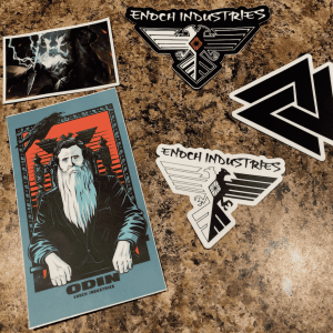 enoch sticker pack