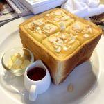 これからメチャ旨なハニートースト作るぜイェー!→