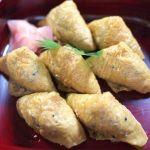 嫁が作り置きしてくれてた「いなり寿司」を食おうと冷蔵庫から出したら…(゚Д゚;)