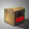 怪しげな箱が落ちている。覗いてみますか?