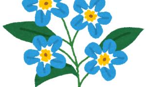 あまりにメイドインジャパンな花を発見www