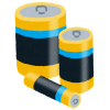 100年近く前の乾電池で電卓が起動しました((;゚Д゚)まだ発電しているみたいです……
