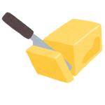 義母のバターの塗り方がワイルドすぎるwwwwww