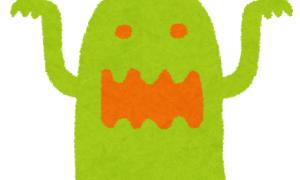 【早く逃げて】民家の窓に侵入しようとする緑色のモンスターが怖すぎる😱