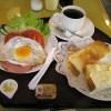 福井の喫茶店で衝撃のセットメニューを発見したww