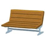 深夜の広場で見かけたベンチが「あまりにパリピ」だと話題にw