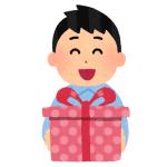 「僕、プレゼントは配る方より貰う方担当でお願いします」😸