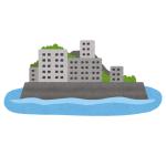 マインクラフトで丸ごと再現した「軍艦島」がすげええええ!