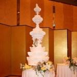 『ONE PIECE』の名シーンを再現したウエディングケーキに「素敵!」「羨ましい!」と絶賛の声!